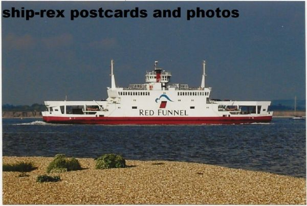 RED FALCON (1994b, Red Funnel) photo (d)